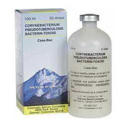 Case-Bac Sheep Vaccine Colorado Serum